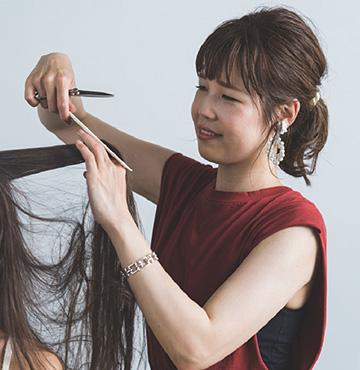 Stylist Aya Kawahara
